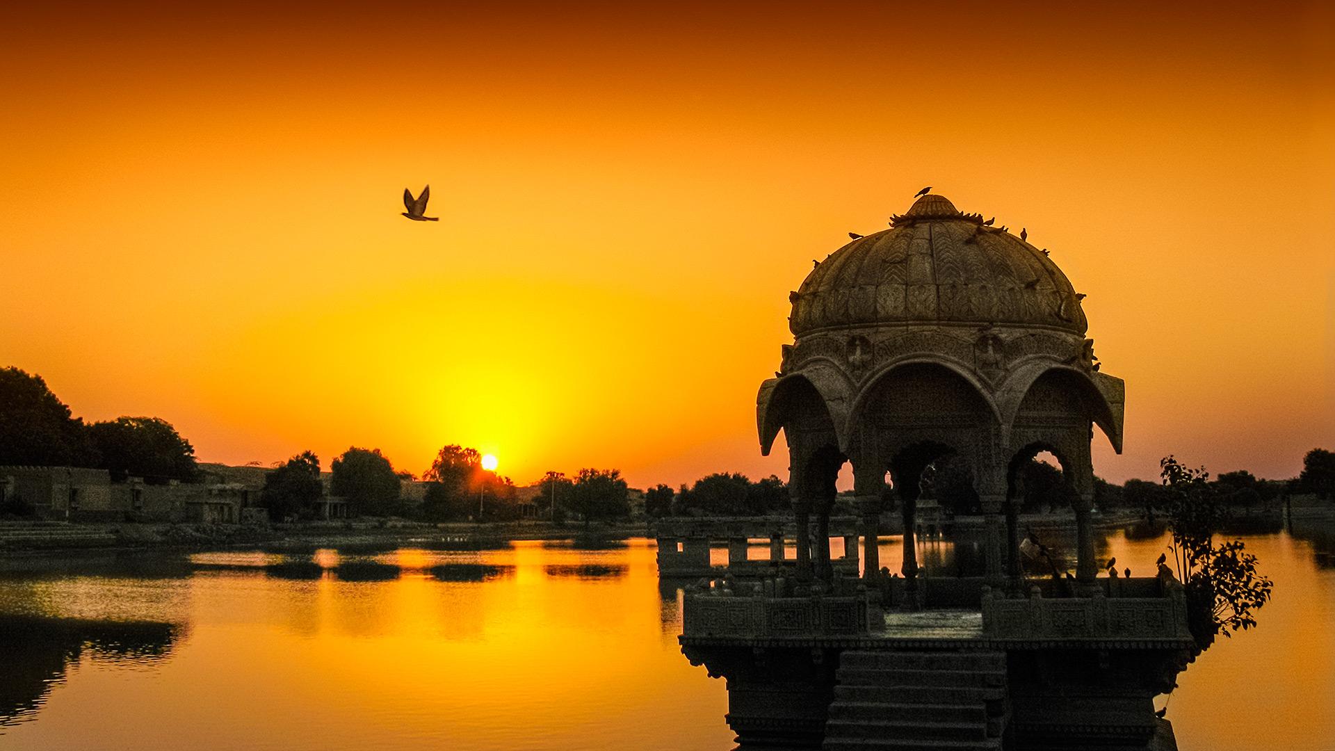 Jaisalmer. Rajasthan, India