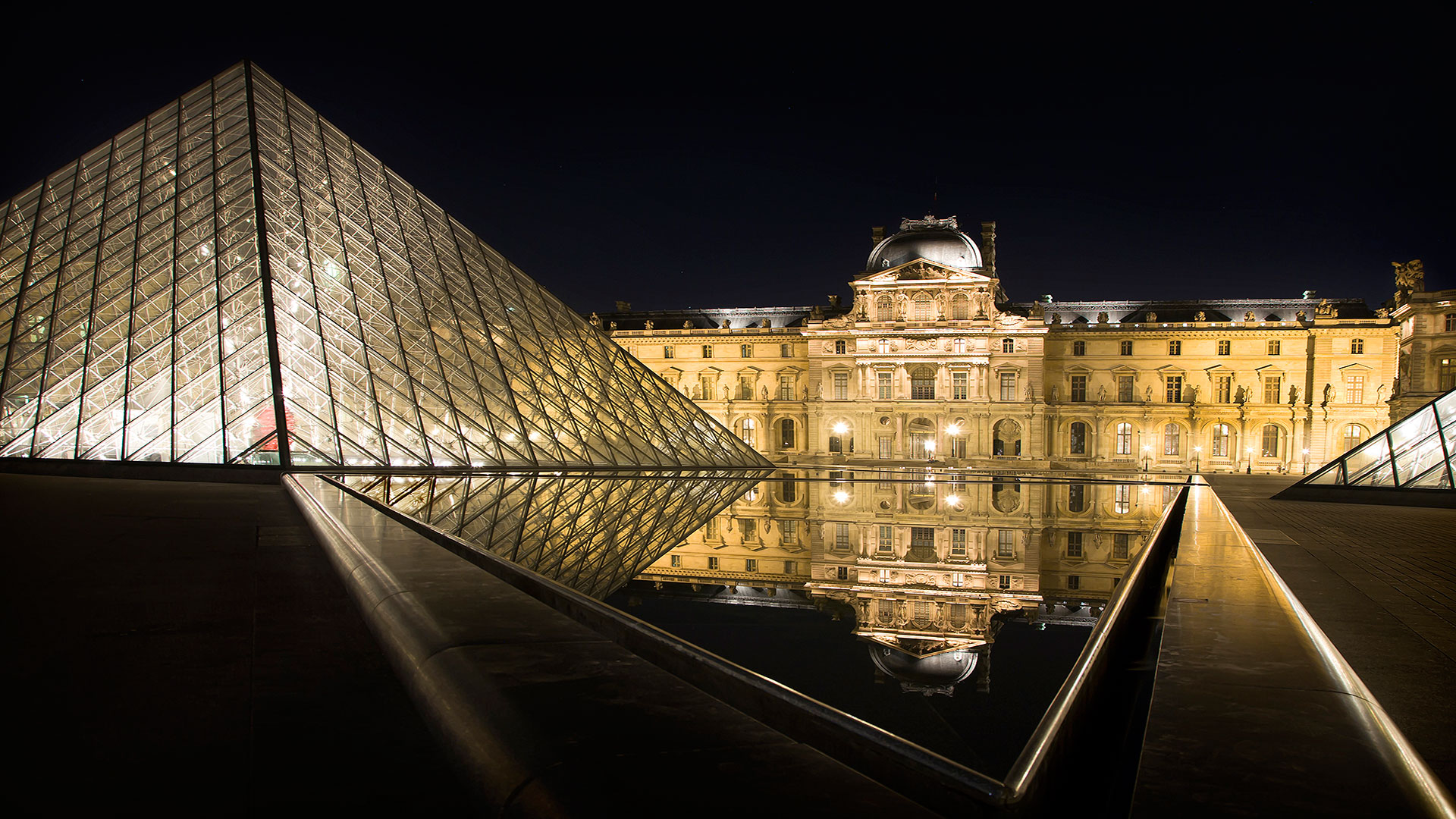 Louvre. Paris, France