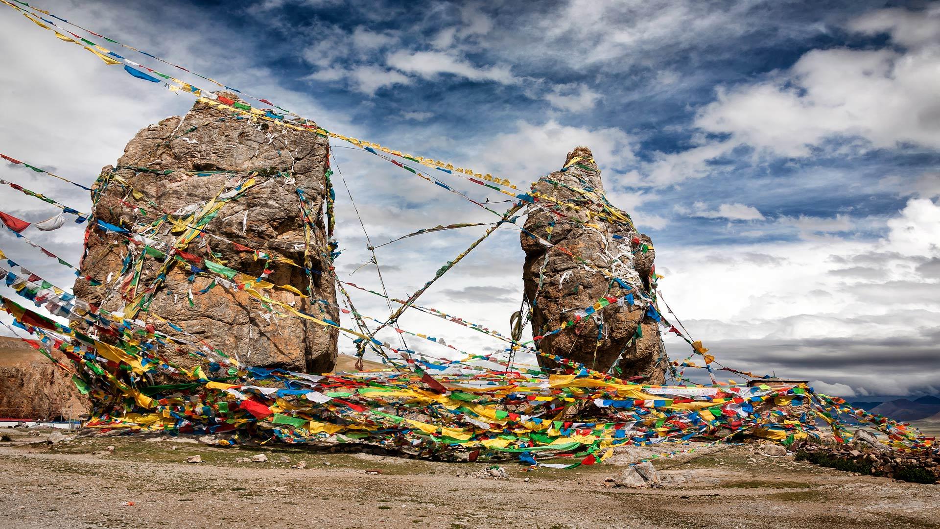 Namtso. Tibet
