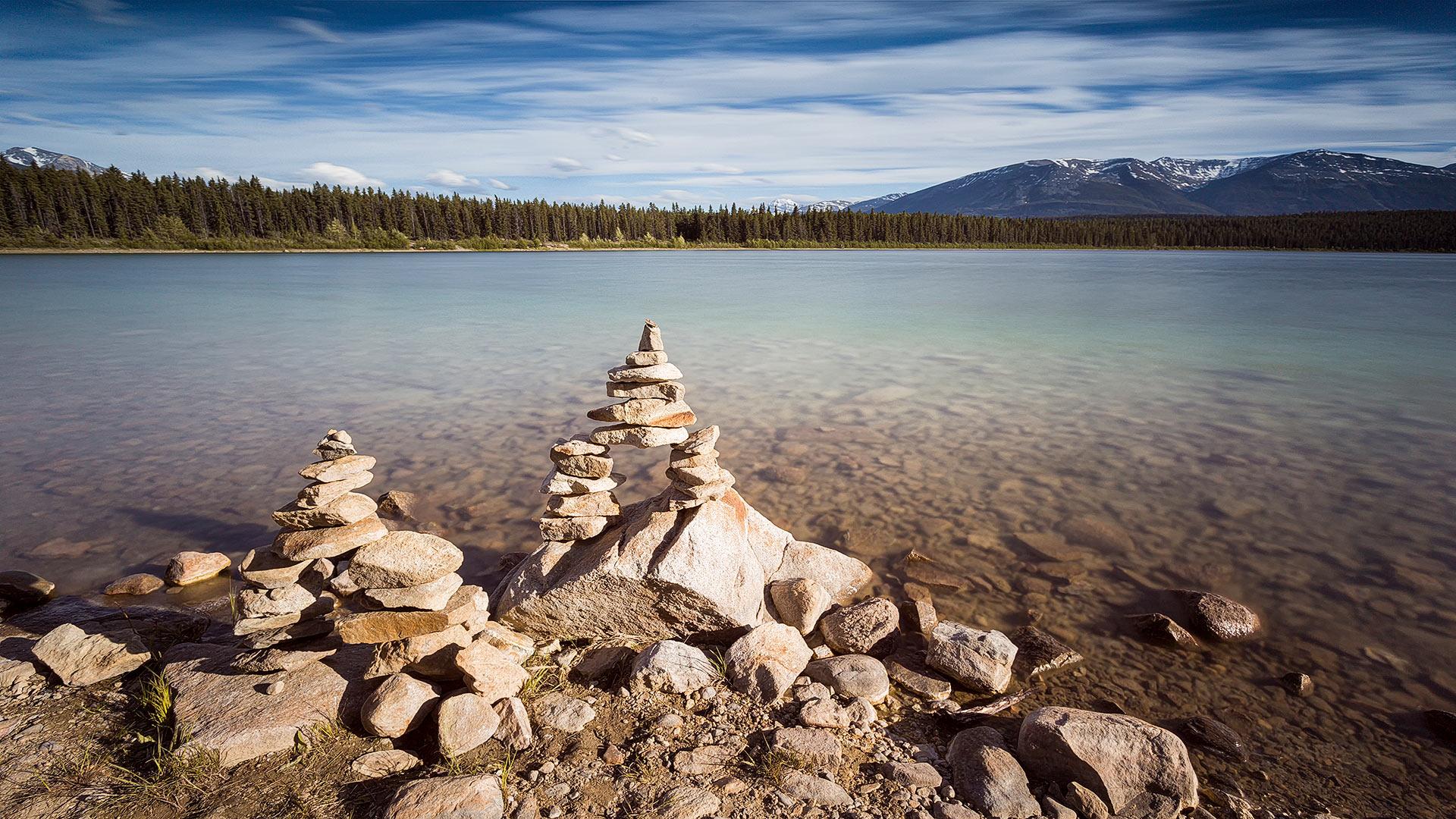 Patricia Lake. Alberta, Canada