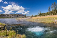 Yellowstone National Park. Wyoming